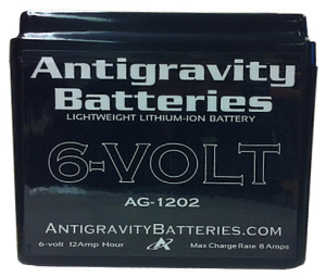 Antigravity Battery AG1202 6 Volt