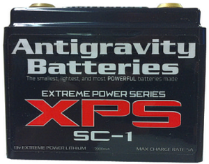 Antigravity Battery XPS SC-1
