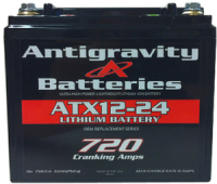 Antigravity Battery YTX12-24