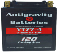 Antigravity Battery YTZ7-4
