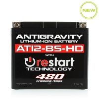 Antigravity AT12-BS-HD RE-START Battery